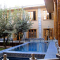 Outdoor pool — Открытый бассейн