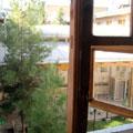 View from window — Вид из окна
