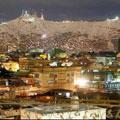 Night view of Kabool