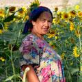 Таджикская женщина
