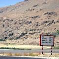 Distances from Khorog — Расстояния от Хорога