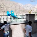 "The Tajik Air jet arrived from Dushanbe — Самолет ""Tajik Air"", прилетевший из Душанбе"