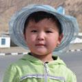 Kyrghyz girl — Киргизская девочка