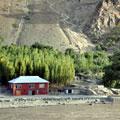 Afghan village — Афганская деревня