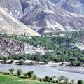 Afghan Pamir view — Виды афганского Памира