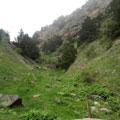Gorge Urukli — Ущелье в Урукли