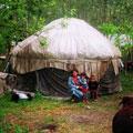 Yurt in Duoba — Юрта в Дуоба