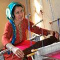 Woman at loom — ������� �� ������� �������