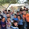 Merry band of Turkmen children! — Весёлая ватага туркменских ребятишек!