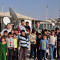 Large families — a national feature of the Turkmen. Многодетные семьи - национальная особенность туркмен.