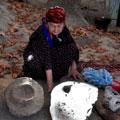 Bearer of the ancient traditions — Носительница древних традиций