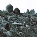 Samarkand, Shahi Zinda necropolis — Самарканд, некрополь Шахи-Зинда