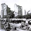 Samarkand, the ruins of the Bibi Khanum mosque — Самарканд, Мечеть Биби-Ханым