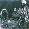 The family of Bukharan Jews — Семья бухарских евреев