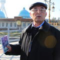 One of the best guides in Tashkent - Akmalov Rahmat-aka
