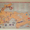 Карта исторических памятников Таджикистана