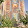 Советсткая архитектура Куляба