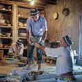 Working process of ceramists — Рабочий процесс гончаров