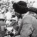 At the rice bazaar. 1926. Tashkent
