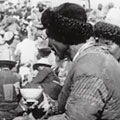 At the rice bazaar —         На рисовом базаре. 1926. Ташкент  At the rice bazaar. 1926.  Tashkent