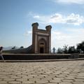 Вход в обсерваторию Улугбека