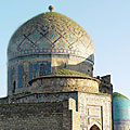 Historical monuments of Samarkand