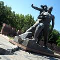 Монумент Мужества. Фотографии Ташкента