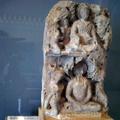 Buddha statue — Статуя Будды, найденная в Фаяз-тепе. Археологический музей в Термезе