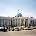 Ashgabad city