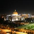 Ashgabat - capital of Turkmenistan,