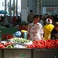 Uzbek bazaars