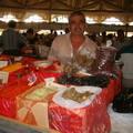 Chorsu  Bazaar in Tashkent
