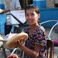 On Samarkand bazaar