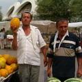 Chorsu bazaar, Tashkent