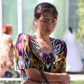 Young Uzbek lady