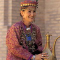 Khorezm woman