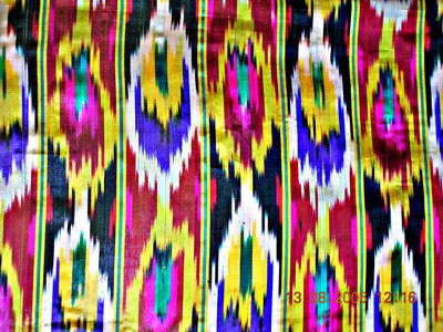 ткани в городе москве атлас узбекский недорого