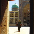 Pictures of Bukhara