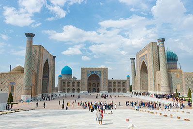 Budget Central Asia Group Tour 2020-2021