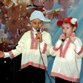 The National Day of the Invalids in Tashkent School No. 52