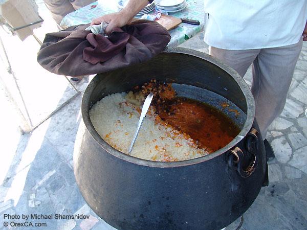 Cuisine Of Uzbekistan Uzbek Cuisine Food Of Uzbekistan