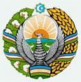 Emblem of Uzbekistan
