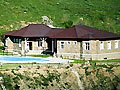 Chatcal Mountains riverside resort. Hotels in Charvak