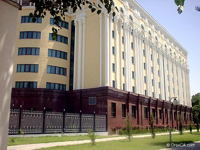 Апартаменты отеля Регистан Плаза VIP размещение в Самарканде.