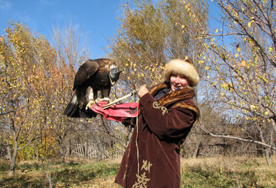Eagle Hunting, Kazakhstan