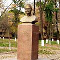 Lal Bahadur Shastri Monument in Tashkent