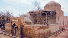 Bogbonly Mosque, Khiva