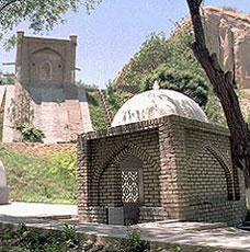 Mausoleum of Khodja Daniyar