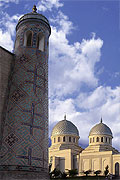 Madrassah Kukeldash and Mosque Jami. Tashkent pictures