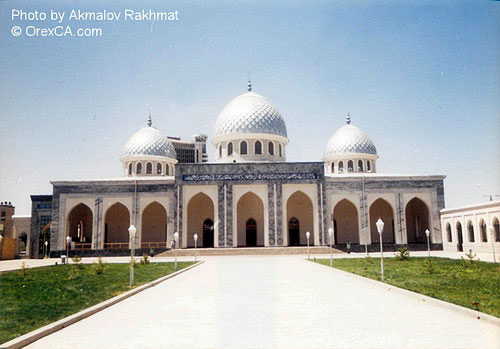 Teleshayakh Mosque, Tashkent - TripAdvisor